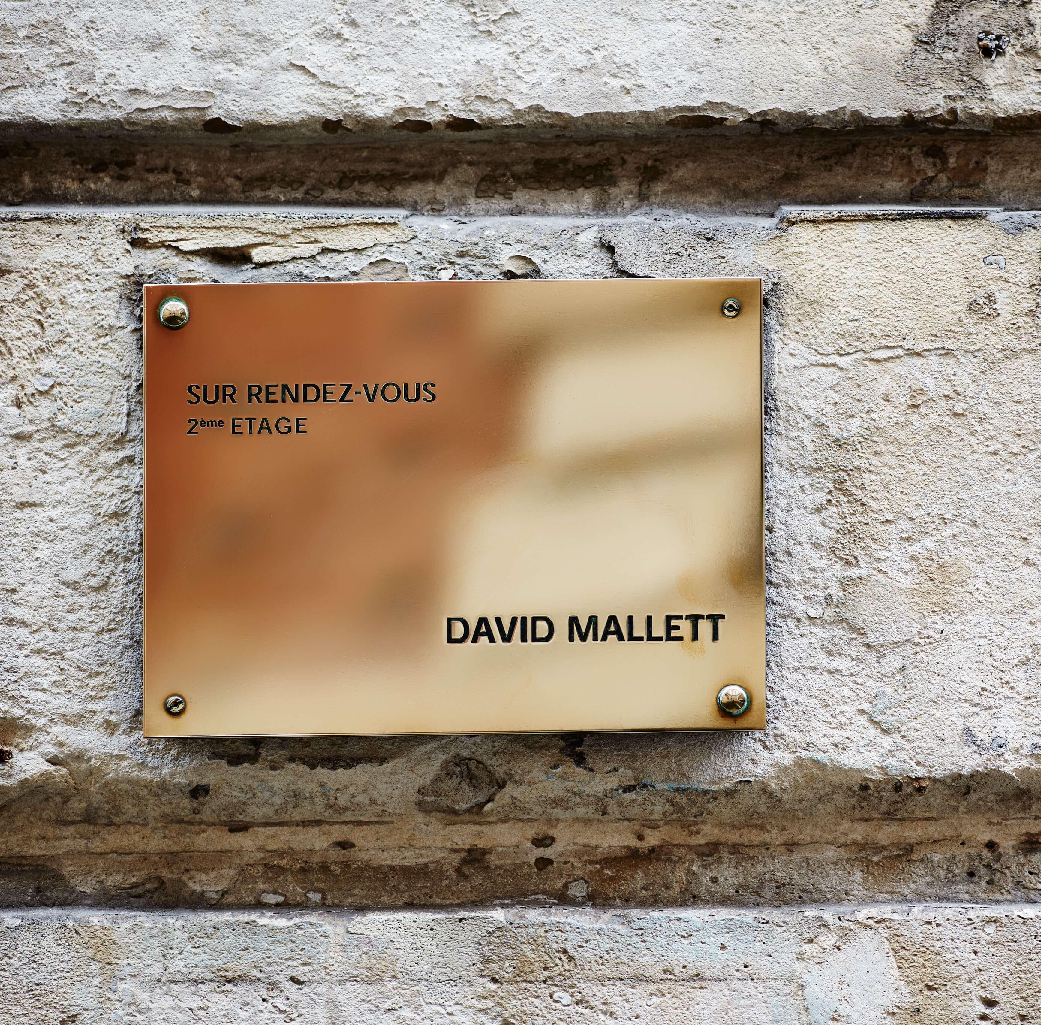 Salon David Mallett Notre-Dame des Victoires
