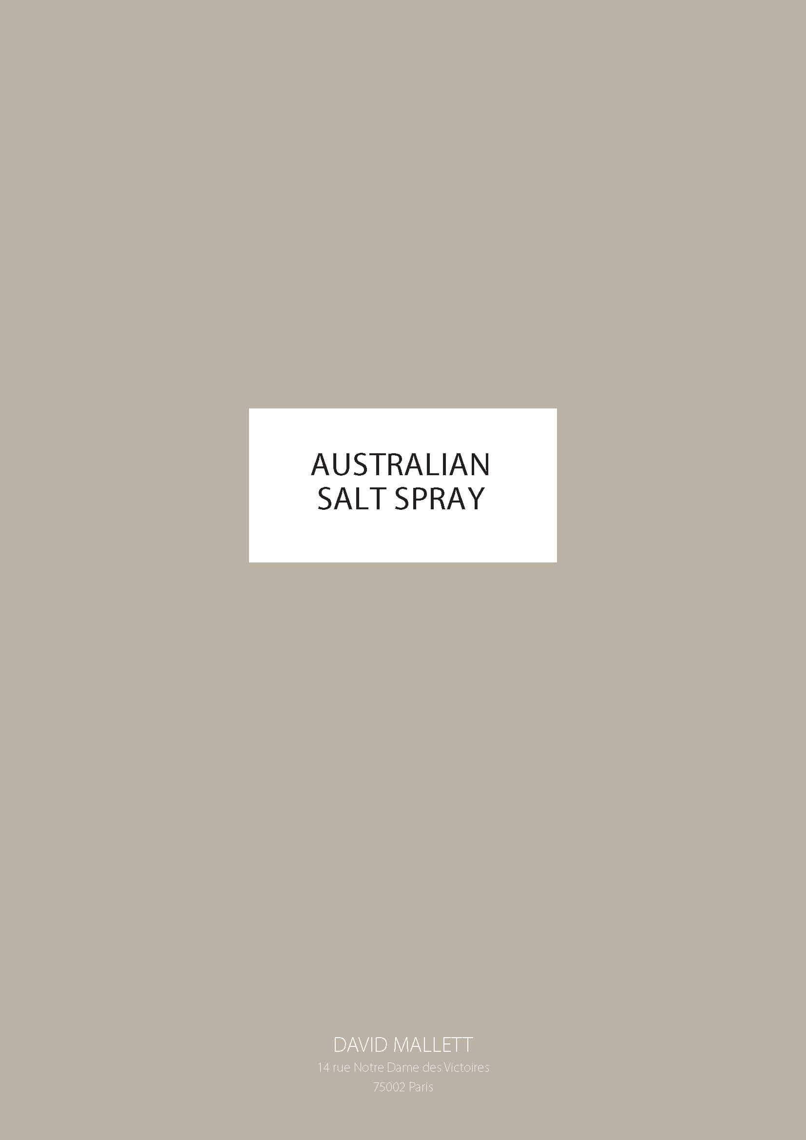 Australian Salt Spray FR