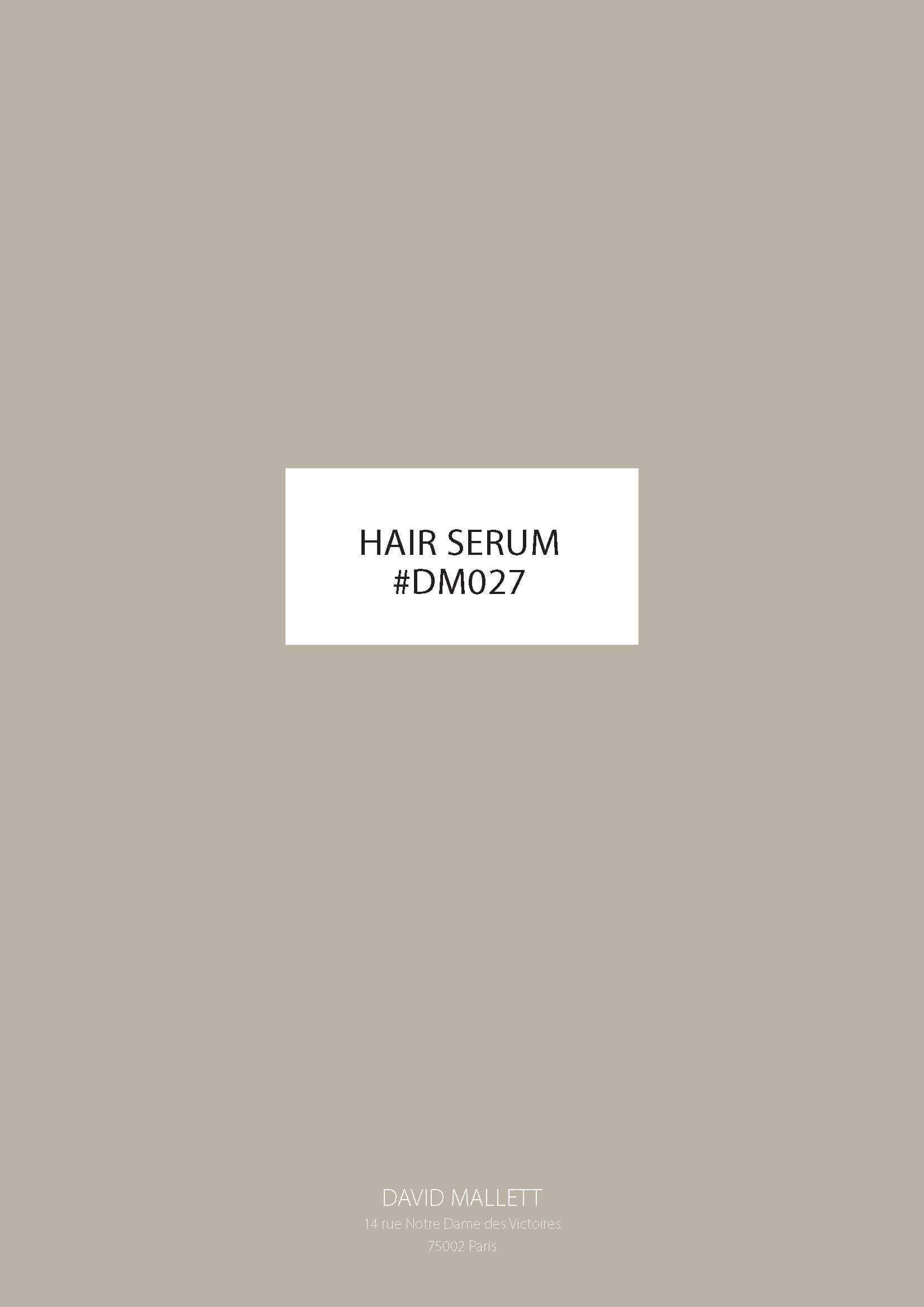 Hair Serum ENG