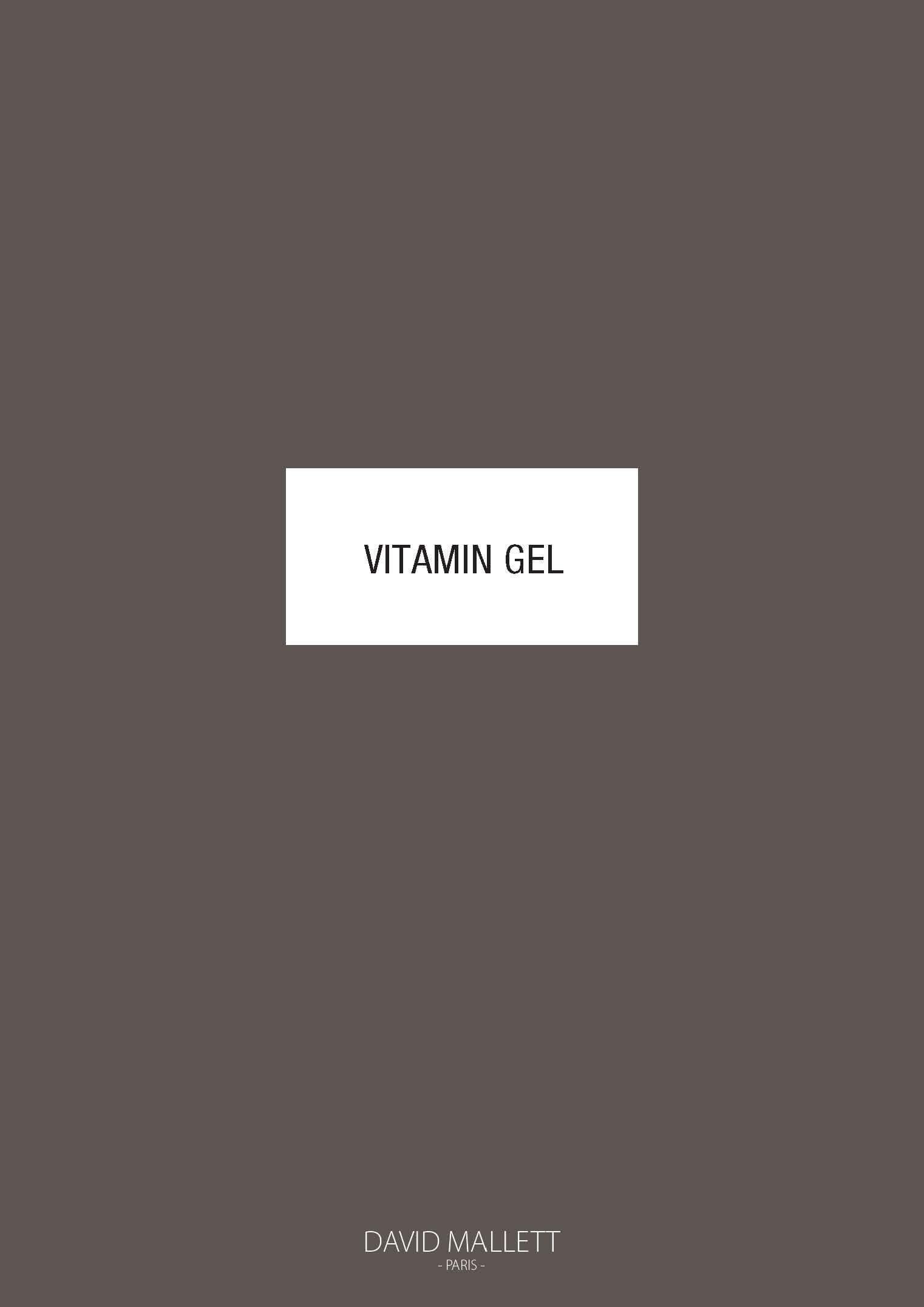 Vitamin Gel FR