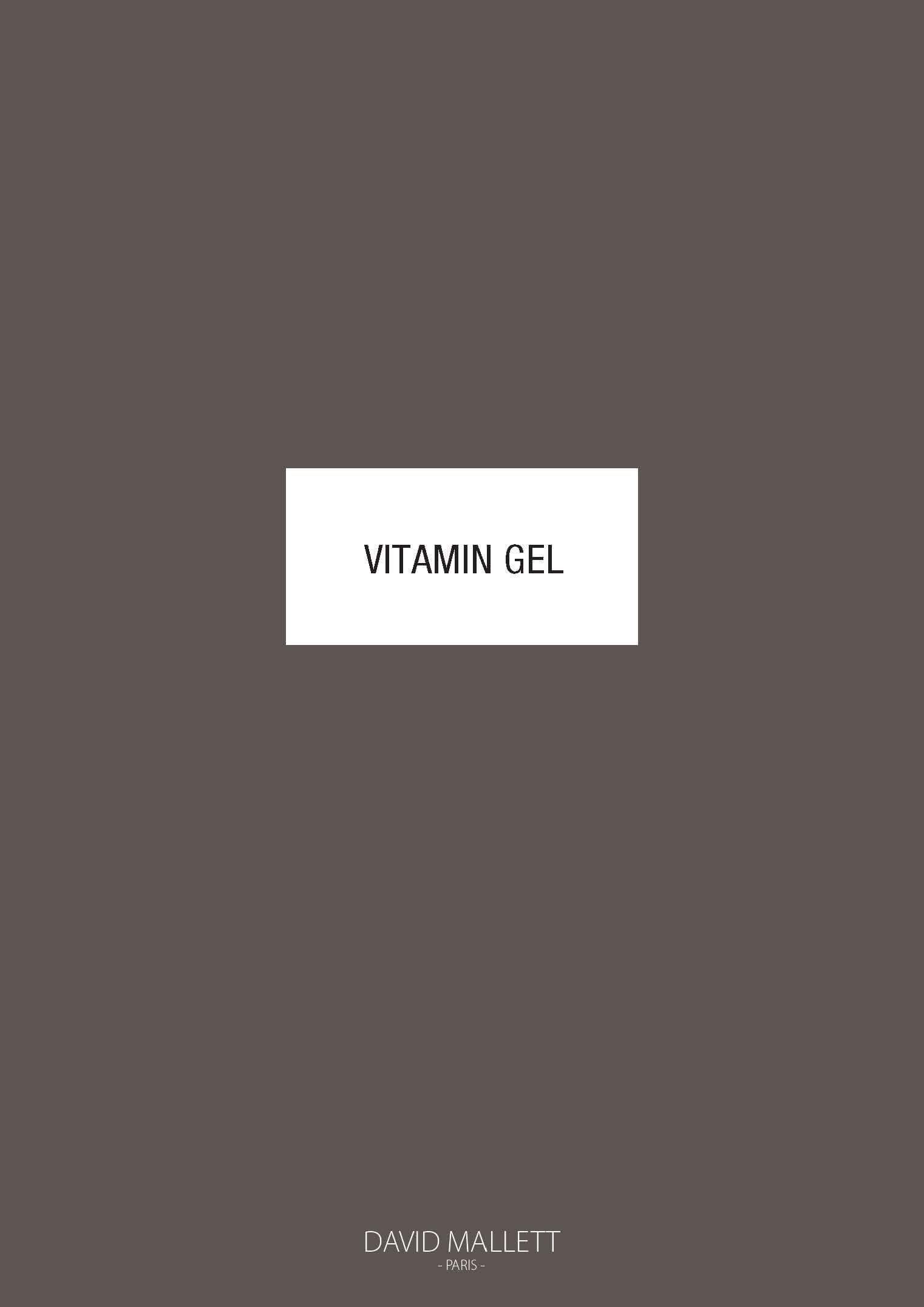 Vitamin Gel ENG