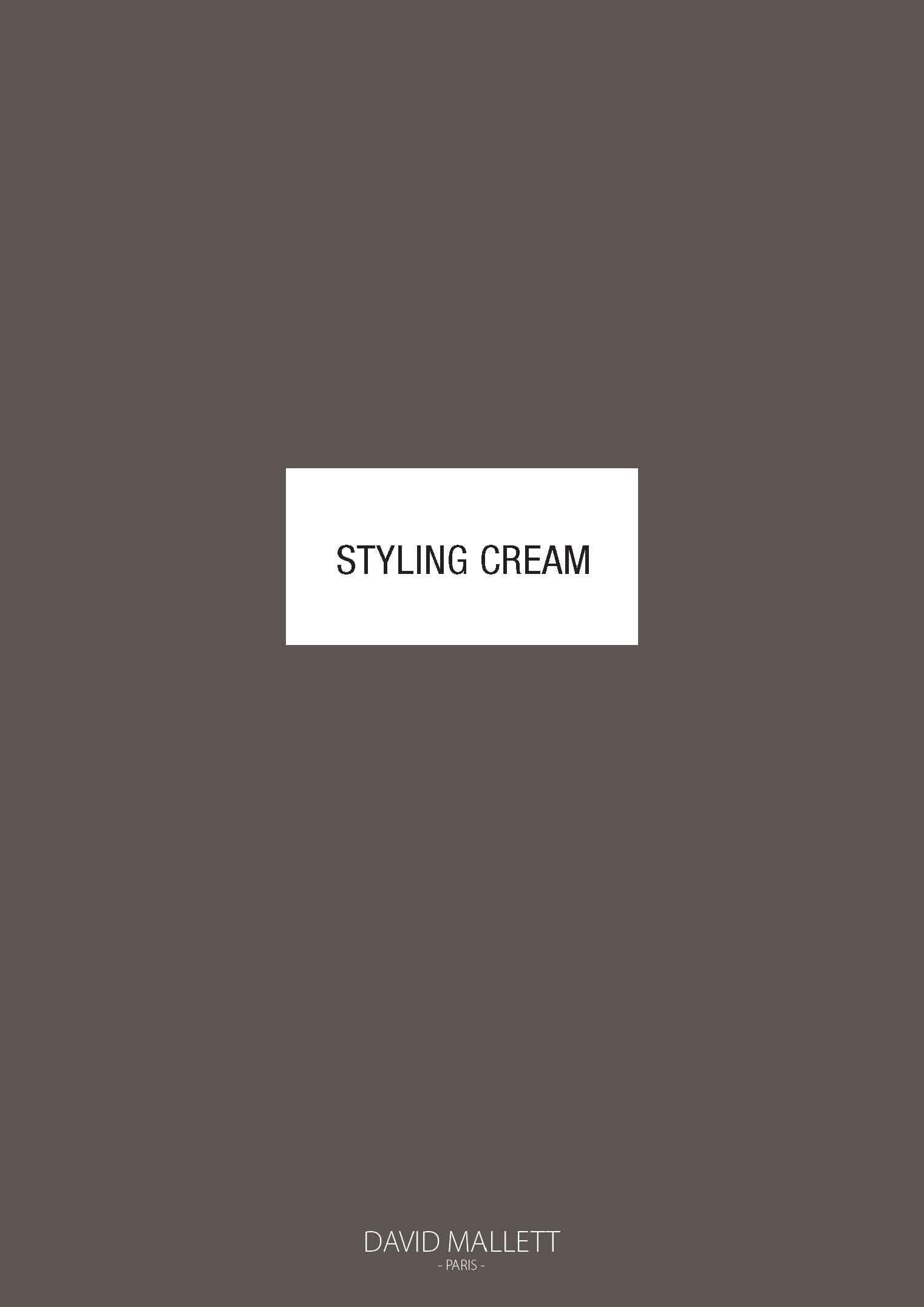 Styling Cream FR